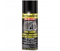 DW5349S Пенный очиститель шин на силиконовой основе, защищает резину от высыхания и растрескивания.