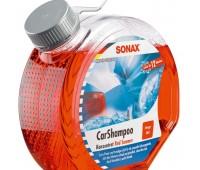 217400 Шампунь концентрат Red Summer Sonax (3 л)