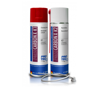 Pro-Tec Carbon X Combustion Camber Cleaner K1+K2