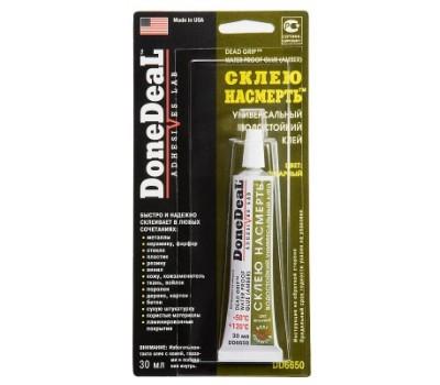 DD6650 Водостойкий универсальный клей янтарный (30 мл)