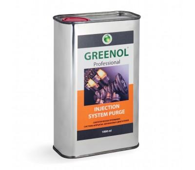 Greenol Промывка инжектора (профессиональная)
