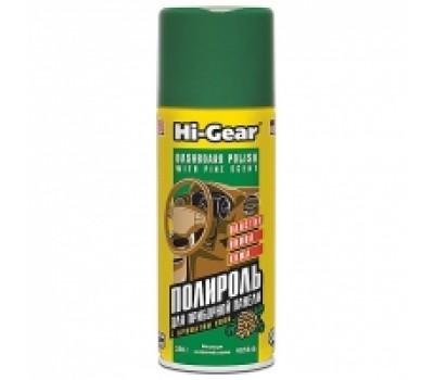"""HG5618 Очиститель и защита пластика, виниловой и кожанной обивки салона """"хвоя"""""""