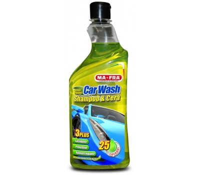 Ma-Fra Car Wash Shampoo & Cera (шампунь эффект полировки) 750 ml