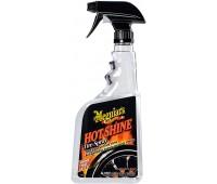 G12024 Полироль-спрей для шин Hot Shine Tire Spray 710 мл