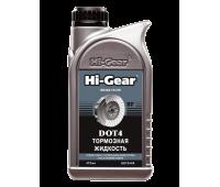 HG7044 Тормозная жидкость DOT-4. 473мл.