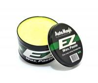 Твердый воск карнауба E-Z WAX PASTE YELLOW AutoMagic 390 гр