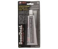 DD6733 ОЕМ Термостойкий серый силиконовый формирователь прокладок Done Deal (85 г)