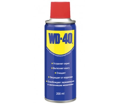 WD-40 смазка (200 мл)